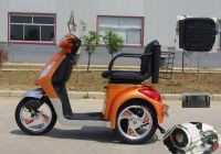 Electric Handicapped Tricycle S18C
