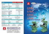 Vertical horizontal milling machine CF2570