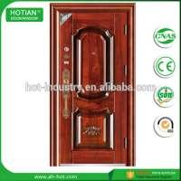 Steel security doors exterior entry door Manufacturer