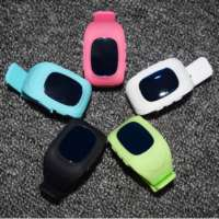 gps smart watch baby watch q50 children kids safety gps tracking watch phone Manufacturer