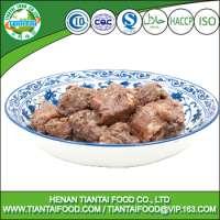 HALAL CANNED BUFFALO MEAT Gold