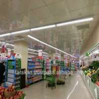 PVC COATED CEILING PANEL