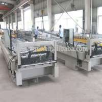 Color Steel Roof Sheet Forming Machine  Manufacturer