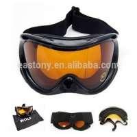 Skiing Sun Goggle Sports Lense Manufacturer