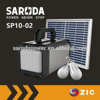 solar power pack light kit system  Manufacturer
