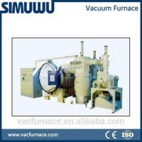 Vacuum hardening and tempering furnace Annealing austenitize precipitation hardening aging stress relieving Manufacturer