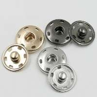 PRESS SNAP FASTENER METAL BUTTON Manufacturer