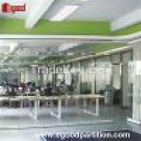 Office glass partition glass wall aluminum frame glass partition glass Manufacturer