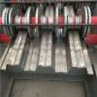 Galvanised roof deck roll forming machine Manufacturer
