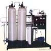 Water filtration plants  Manufacturer