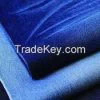 Cotton poly spandex denim fabric Manufacturer