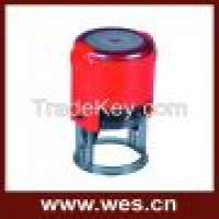 Wanxi round plastic selfink stamp Manufacturer