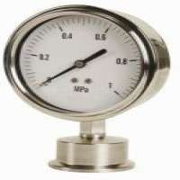 Sanitary Diaphragm Pressure Gauge Manufacturer