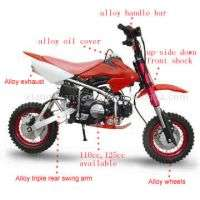 Up Side Down Dirt Bike 125cc Manufacturer