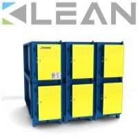 Electrostatic Hepa Filter Kitchen Exhaust Ventilation Manufacturer