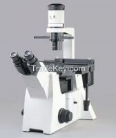 40x400x Inverted Fluorescence Phase Contrast Microscope