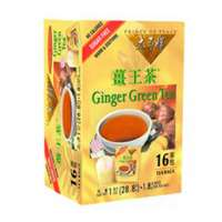 Ginger Green Tea 16 bags by Prince Of Peace Manufacturer