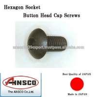 hexagon socket bolt steel fasteners