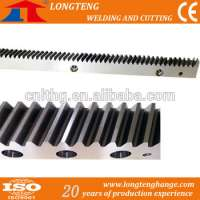 Messer Gear Rack and Pinion Used CNC Messer Cutting Torch Manufacturer