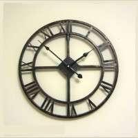 Handmade 3D Retro Decorative digital wall clock