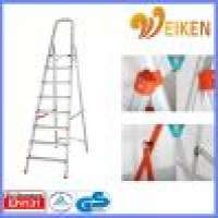 WKAL208 lightweight aluminum kitchen step ladder Manufacturer