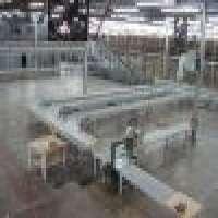 Used hytrol conveyor system 400ft 30&039;&039; wide Manufacturer