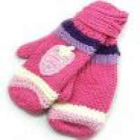 Knitted glove glove glove Manufacturer