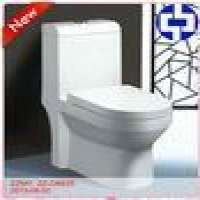 Ceramic Bathroom Siphon One Piece Toilet Water Closet ZZO6625 Manufacturer