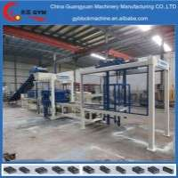 Industrial machines automatic hydraulic press building material concrete block making machine Manufacturer