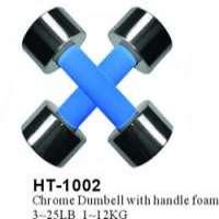CHROMED DUMBBELL Manufacturer