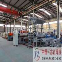 Full automatic Steel Mesh Welding Production LineMachine Manufacturer