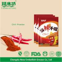 OEM factory hot red pepper chilli powder Manufacturer