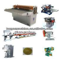 Semi-automatic Food Can Making Line | Food Can Making Machine