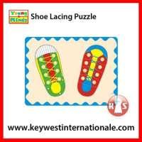 Shoe Lacing Puzzle Manufacturer