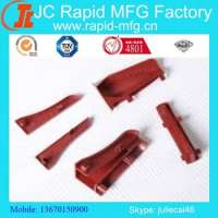 Industrial Auto Components Plastic Injection Parts PEPP PPS PA Manufacturer