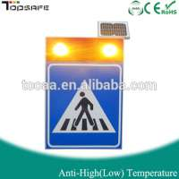 Aluminum Led Pedestrian Crossing Light Manufacturer