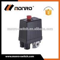 black electric adjustable air compressor pressure switch Manufacturer