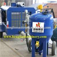 Portable Abrasive Blasting Equipment
