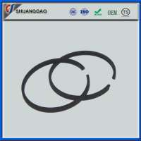 Corrosion resistance air compressor piston ring