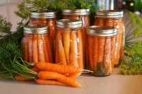 Fresh Canned Carrot