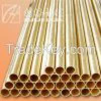 Seamless Brass Tube Manufacturer