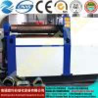 Mclw12CNC50*3000 Four Roll Plate Rolling Machine Ce Standard Plate Bending Machine
