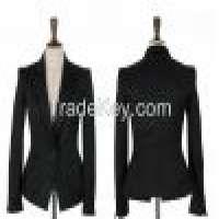 Ladies skirt suits women office suitwhite linen pants suit f Manufacturer