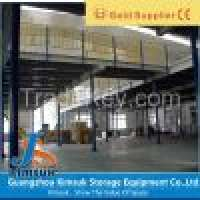 Customized Mezzanine Flooring Mezzanine Racks System Manufacturer