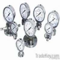 Sealed Diaphragm Pressure Gauge Manufacturer
