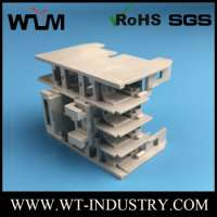 Complex Plastic Industry Components Making Injection Moulding Service