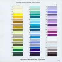 Polyester Satin Ribbon Manufacturer