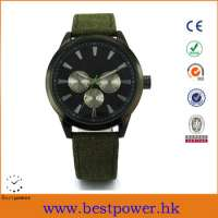 army green men watch