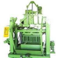 Tile and Hollow Block Making Machine