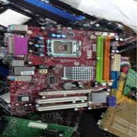 Electronic Computer Motherboard